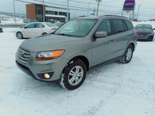 Used 2011 Hyundai Santa Fe AWD V6, 62 000 KM SEULEMENT!!! for sale in St-Georges, QC