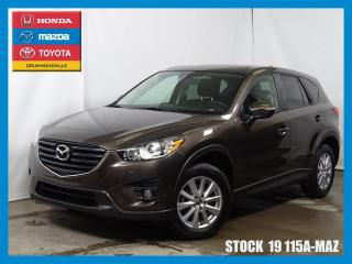 Used 2016 Mazda CX-5 Gs|gps|siègchauf|mag for sale in Drummondville, QC