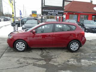 Used 2011 Kia Forte5 LX / 4 CYL / SOLID RIDE / A/C / CERTIFIED / KEYLES for sale in Scarborough, ON