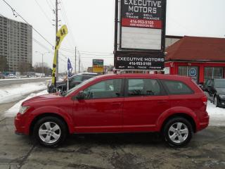 Used 2013 Dodge Journey SE Plus / ALLOYS / 7 PASSENGER / 4 CYL /PUSH START for sale in Scarborough, ON