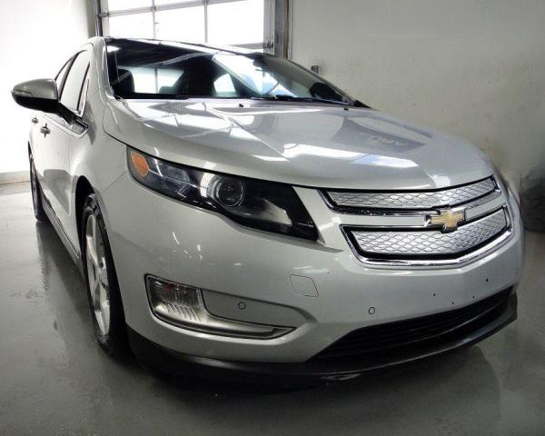 2012 Chevrolet Volt FULLY LOADED,NAVI,LEATHER,NO ACCIDENT