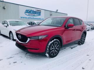 Used 2018 Mazda CX-5 ******GT***DEMO***AWD*** for sale in St-Georges, QC