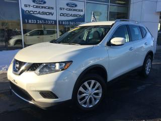 Used 2015 Nissan Rogue S Awd T.équipé Extra for sale in St-Georges, QC