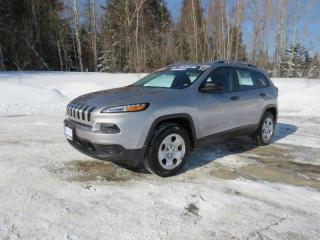 Used 2017 Jeep Cherokee Sport for sale in Fredericton, NB