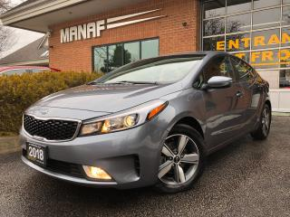 Used 2018 Kia Forte LX+ Rear Cam Heated Seats Alloys Certified* for sale in Concord, ON