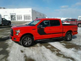 Used 2016 Ford F-150 CREW 157