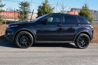 Used 2015 Land Rover Evoque Dynamic 4WD for sale in Vancouver, BC