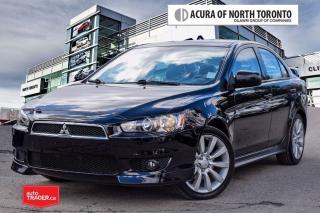 Used 2009 Mitsubishi Lancer GTS CVT Bluetooth| LOW KM for sale in Thornhill, ON