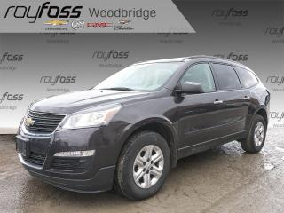 Used 2014 Chevrolet Traverse LS NEW ARRIVAL! for sale in Woodbridge, ON
