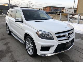 Used 2016 Mercedes-Benz GL-Class GL350 I BlueTEC I 4MATIC I NAVIGATION for sale in Toronto, ON