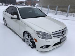 Used 2010 Mercedes-Benz C-Class C300 I 4MATIC I NAVIGATION I NO ACCIDENT for sale in Toronto, ON