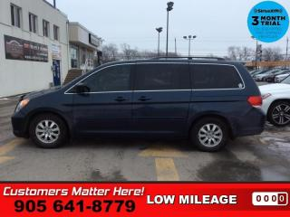 Used 2010 Honda Odyssey EX-L w/ RES  DVD ROOF LEATH P/SLIDERS/GATE 2X-P/SEATS HS for sale in St. Catharines, ON