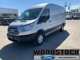 New 2019 Ford Transit VAN XL  101A, XL, CRUISE CONTROL for sale in Woodstock, ON