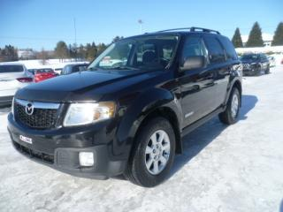 Used 2008 Mazda Tribute AWD for sale in East broughton, QC