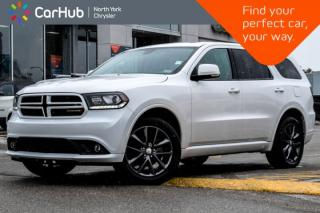 New 2018 Dodge Durango GT|AWD|Heat.Frnt.2ndRow.Seats|Sunroof|7-Seater|Bluetooth|Keyless_Go| for sale in Thornhill, ON
