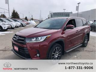 Used 2017 Toyota Highlander for sale in Brampton, ON