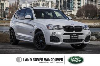 Used 2016 BMW X3 xDrive28d *M Sport Line! SALE ON NOW! for sale in Vancouver, BC