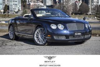 Used 2008 Bentley Continental GT (560) *Low KM - Accident Free! for sale in Vancouver, BC