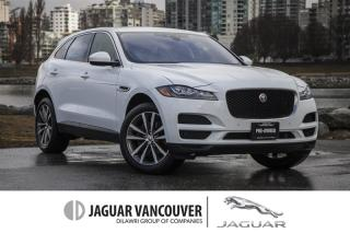 Used 2017 Jaguar F-PACE 35t AWD Prestige *Certified Pre-Owned Warranty! for sale in Vancouver, BC