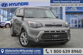 Used 2016 Kia Soul EX BC OWNED & ACCIDENT FREE for sale in Abbotsford, BC