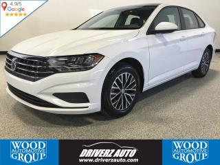 Used 2019 Volkswagen Jetta 1.4 TSI Highline CLEAN CARFAX, PANORAMIC ROOF, HEATED LEATHER for sale in Calgary, AB