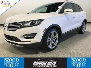 Used 2015 Lincoln MKC ONE OWNER,REMOTE START, HEATED/COOLED SEATS, PANORAMIC SUNROOF,ADAPTIVE CRUISE,PARK ASSIST.. for sale in Calgary, AB