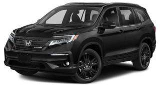 New 2019 Honda Pilot Black Edition for sale in Vancouver, BC