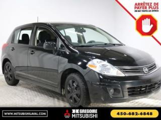 Used 2012 Nissan Versa 1.8 S for sale in Laval, QC