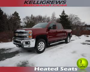 Used 2015 Chevrolet Silverado 2500 LT for sale in Conception Bay South, NL