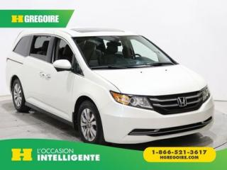 Used 2014 Honda Odyssey EX-L Navigation for sale in St-Léonard, QC