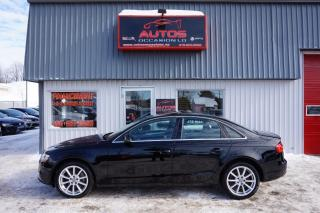 Used 2014 Audi A4 quattro for sale in Lévis, QC