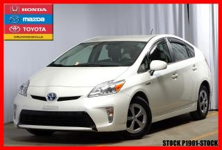 Used 2015 Toyota Prius Caméra Bluetooth for sale in Drummondville, QC