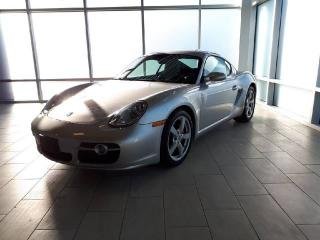 Used 2007 Porsche Cayman S for sale in Edmonton, AB