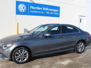 Used 2017 Mercedes-Benz C-Class C 300 4MATIC AWD - LEATHER / HEATED SEATS for sale in Edmonton, AB