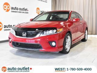Used 2013 Honda Accord Cpe EX Coupe, Sunroof, Backup Camera, Heated Seats for sale in Edmonton, AB