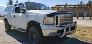 Used 2005 Ford F-250 SD XLT SuperCab 4WD for sale in West Kelowna, BC