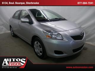 Used 2012 Toyota Yaris Berline + A/c + Très for sale in Sherbrooke, QC
