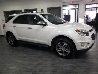 Used 2017 Chevrolet Equinox PREMIER W-1LZ CUIR for sale in Châteauguay, QC