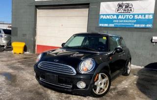 Used 2009 MINI Cooper 2dr Cpe for sale in Gloucester, ON