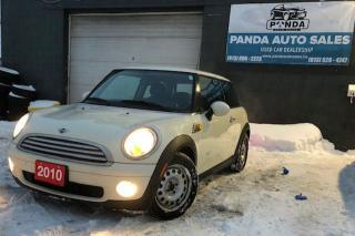 Used 2010 MINI Cooper 2dr Cpe for sale in Gloucester, ON