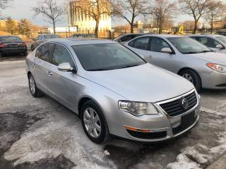 Used 2006 Volkswagen Passat 2.0T for sale in Toronto, ON