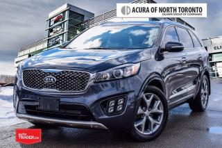 Used 2018 Kia Sorento SX V6 No Accident| Navigation| Blind Spot for sale in Thornhill, ON