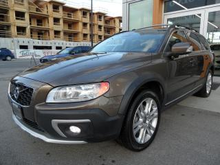 Used 2016 Volvo XC70 T5 AWD Premier for sale in North Vancouver, BC