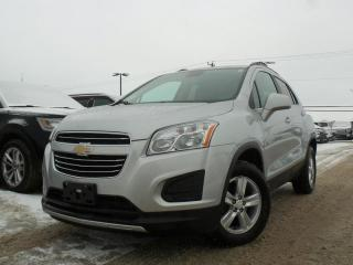 Used 2016 Chevrolet Trax AWD LT 1.4L REMOTE START REVERSE CAMERA for sale in Midland, ON