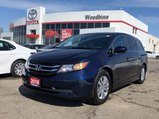 Used 2016 Honda Odyssey EX | Power Sliding Door | Push Start Button | for sale in Etobicoke, ON