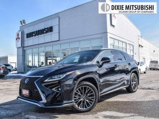 Used 2017 Lexus RX 350 F-SPORT | LANE KEEP | BLIND SPOT | PARK ASSIST for sale in Mississauga, ON