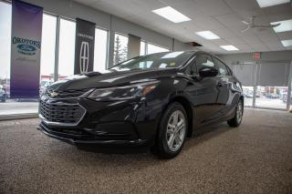 Used 2017 Chevrolet Cruze LT AUTO for sale in Okotoks, AB