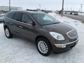 Used 2010 Buick Enclave CX for sale in Oak Bluff, MB