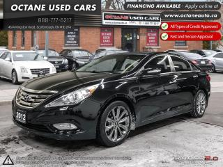 Used 2012 Hyundai Sonata 2.0T Limited NAVI! B.UP CAM! LEATHER! for sale in Scarborough, ON