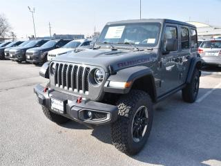 New 2019 Jeep Wrangler Unlimited Rubicon|2.OL|LEATHER|NAV|DUAL TOP|LED GR for sale in Concord, ON